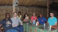 Rencontre avec Françoise Mensah, conseillère à l'Assemblée des Français de l'étranger, 24 mai 2013