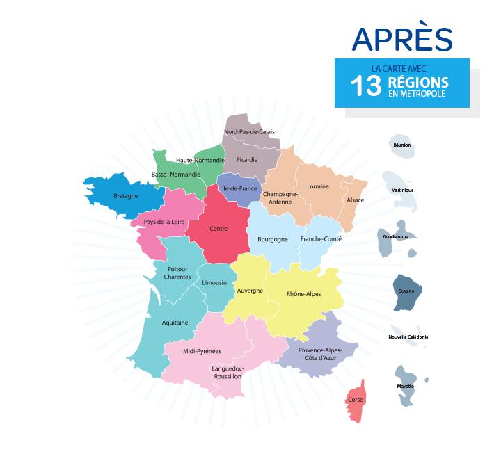 régions-france