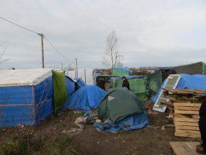 Calais - décembre 2015