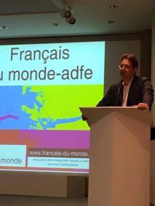 Intervention de Matthias Fekl, secrétaire d'Etat chargé des Français de l'étranger