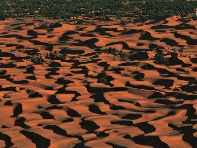 Jeu-concours : L'Algérie vue du ciel par Yann Arthus-Bertrand, le DVD.