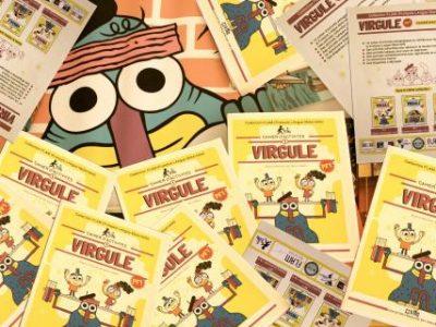 FLAM : la collection Virgule, belle réalisation de EFBA Education Française Bay Area