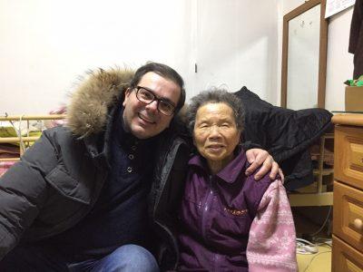 Pierre Ory – Séoul, Corée du Sud