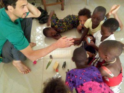 Damien Martin : d'un voyage de fin d'études au Bénin à la création d'une école » pas comme les autres » à Zinvié.