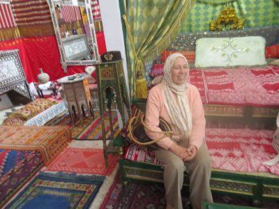 Odile-Meriam Tourki – Tunisie