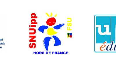 Français du monde-ADFE et les syndicats SNES-FSU, SNUipp-FSU, UNSA-Education, Sgen-CFDT expriment leur vive inquiétude quant à l'avenir du réseau d'enseignement français à l'étranger.