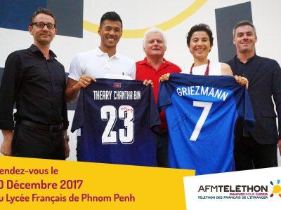 Français du monde-adfe se mobilise pour le Téléthon : coup de projecteur sur la tombola organisée au Cambodge.