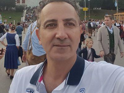 A Munich, Rizgar Khorshid, Kurde irakien devenu Français par amour