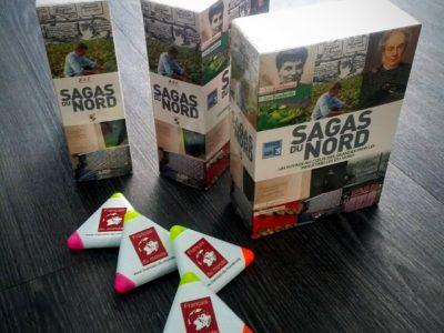Sagas du Nord – ESC Editions / Jeu-concours