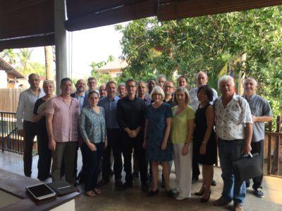 Université Asie-Pacifique de Fdm-adfe au Cambodge en mars 2018