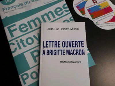 Sur la fin de vie, Jean-Luc Romero-Michel s'adresse à Brigitte Macron / Jeu-concours