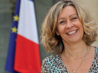 Élection d'Hélène Conway-Mouret à la vice-présidence du Sénat