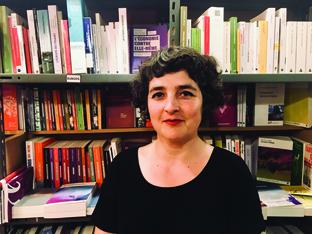 Une libraire à Rome : Marie-Eve Venturino
