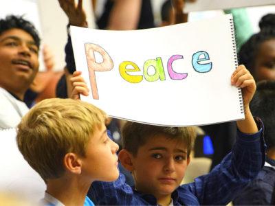 le 20 novembre : journée mondiale de l'enfance