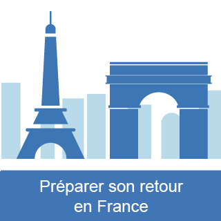 retour en France