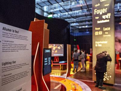 FEU : une exposition enflammante à la Cité des sciences et de l'industrie / Jeu-concours