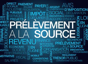 Le Prélèvement la Source (PAS) pour les non-résidents
