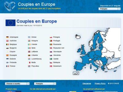 Couples européens : ce qui change en 2019
