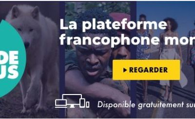 TV5 Monde Plus, plate forme de diffusion de films, séries, documentaires…