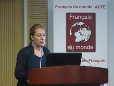 Portrait : Stéphanie Héricher, de la Normandie à l'Asie